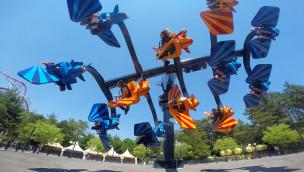 """Holiday Park-Neuheiten """"Sky Fly"""" und """"Sky Scream"""" bei European Star Awards 2015 ausgezeichnet"""