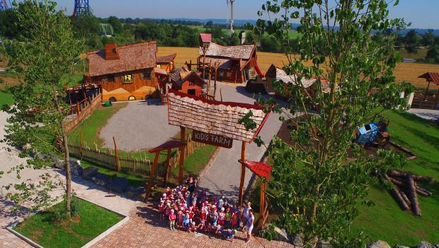 Skyline Park Kids Farm Erweiterung 2015