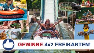 Gewinne 4×2 Eintrittskarten für das Taunus Wunderland beim Freikarten-Freitag KW31/2015