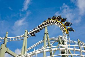 Eine der 16 Achterbahnen: Limit im Heide Park. (Foto: Heide Park Resort)