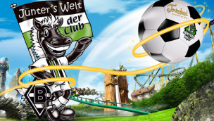 Toverland - Borussia Mönchengladbach Partnerschaft