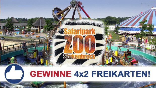 Zoo Safaripark Stukenbrock - Freikarten-Freitag- 2015