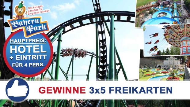 Bayern Park Freikarten-Freitag 2015