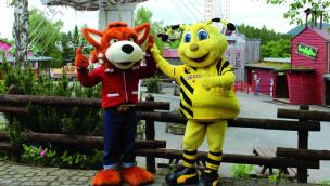 BVB KidsClub Erlebnistag 2015 im FORT FUN Abenteuerland für 11. August angekündigt