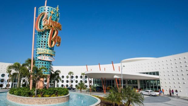 Cabana Bay Resort Erweiterung 2017 - Unviersal Orlando