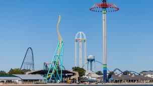 "Cedar Point – neue Attraktion wird nach Unfall bei ""Raptor"" am 9. September 2015 enthüllt"