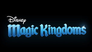 Disney Magic Kingdoms Game Logo