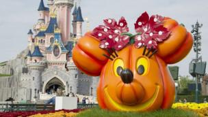 Disneyland Paris® lädt zum Gruselspaß: Halloween 2016 von 1. Oktober bis 2. November