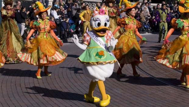 Disneyland Paris Halloween-Parade