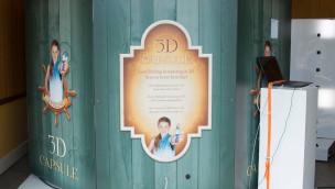 Efteling scannt Besucher und schafft 3D-Figuren als Souvenir
