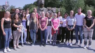 Erlebnis-Zoo Hannover Auszubildende 2015