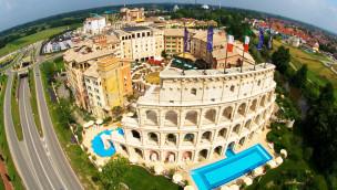 Keine Betten mehr frei: Europa-Park-Hotels 2015 maximal ausgelastet