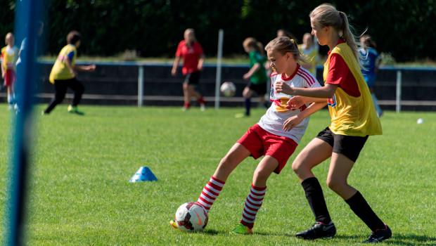 Europa-Park Mädchen-Fußball-Camp 2015