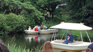 Unfall bei Eftelings Gondoletta: Baum stürzt auf Boot, drei Verletzte