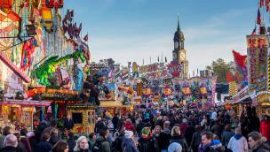 Den Frühlingsdom in Hamburg als Blinder alleine besuchen? Ein Erfahrungsbericht