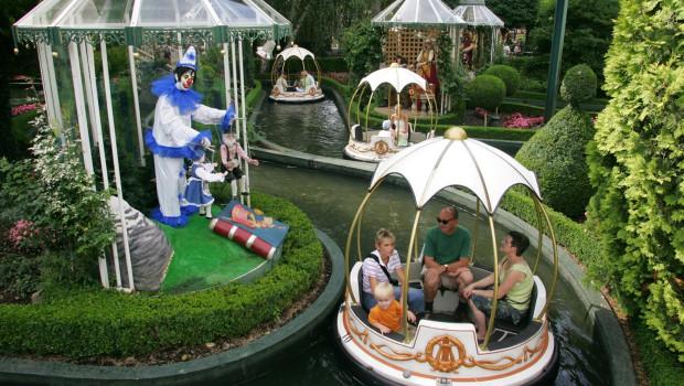 Marionetten-Bootsfahrt im Europa-Park