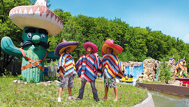 Mexican Nights im FORT FUN Abenteuerland