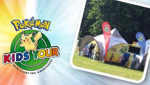Pokémon Kids Tour 2015 macht Halt im LEGOLAND Deutschland