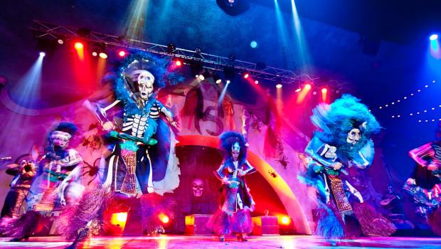 PortAventura Halloween 2015 - Show