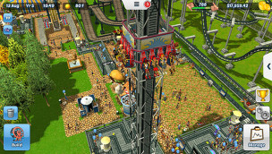 RollerCoaster Tycoon 3 – Mobil-Version für iPhone und iPad veröffentlicht