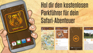 Serengeti-Park – App mit Audio-Guide für iOS und Android kostenlos erhältlich