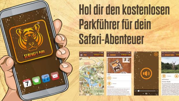 Serengeti-Park App Audio-Guide