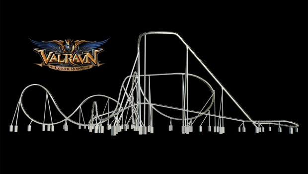 Valravn Layout Leak 2 - Cedar Point