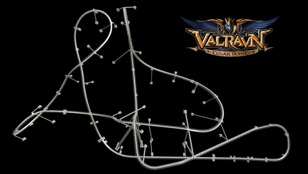 Valravn Cedar Point Layout Leak 3