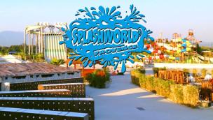 Wasserpark Splashworld in Frankreich eröffnet mit großem Surf-Simulator