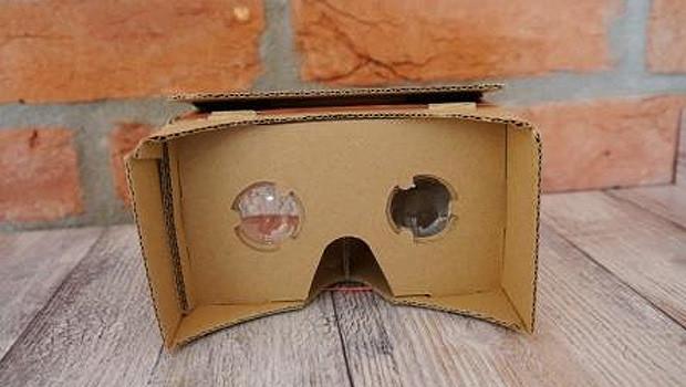 Cardboard-Brille von Tripsdrill