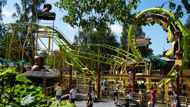 """Cobra – Lost Kingdom Coaster"""