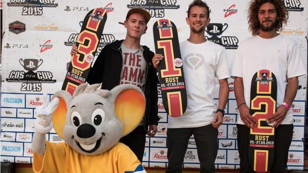Deutscher Skateboard-Meister 2015