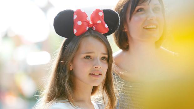 Disneyland Paris Besucher