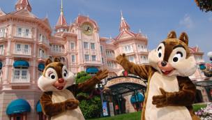 """Disneyland Paris bei """"European Star Award"""" 2015 als Europas bester Familienpark ausgezeichnet"""