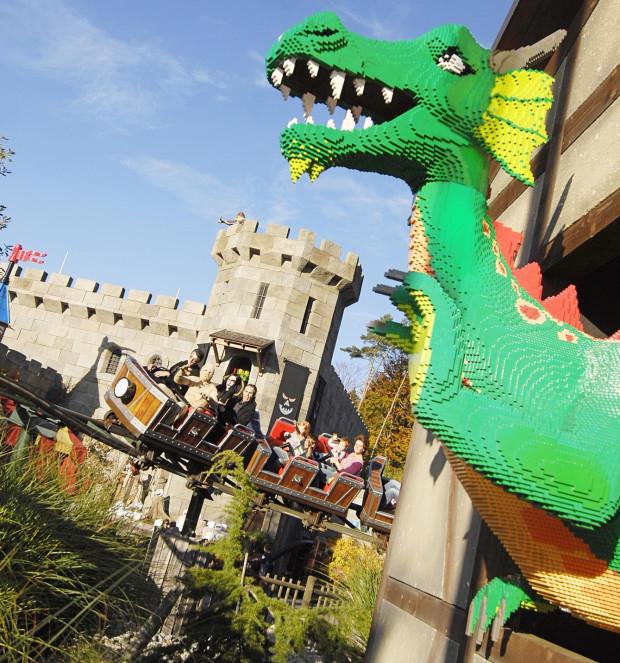 Drachenjagd im LEGOLAND Deutschland