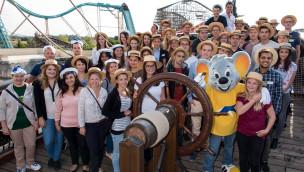 49 Auszubildende starten 2015 im Europa-Park