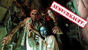 Europa-Park Horror Nights 2015 an Halloween ausverkauft