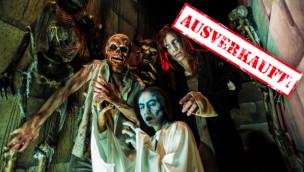 Europa-Park Horror Nights 2015 an Halloween ausverkauft