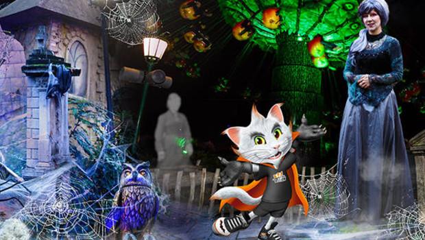 Halloween im Familypark Neusiedlersee