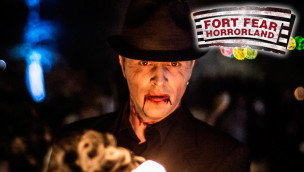 FORT FEAR Horrorland 2015