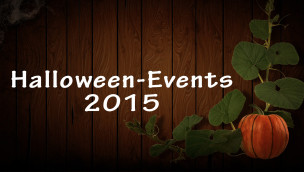 Halloween-Events 2015 in Freizeitparks