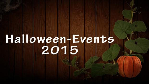 Halloween-Events 2015 in Freizeitparks