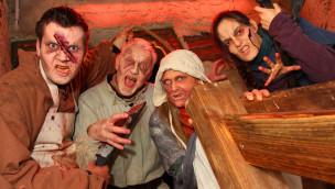 Heide Park: Horror-Attraktionen zu Halloween 2017 werden kostenpflichtig