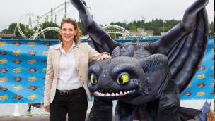 Heide Park-Neuheit 2016: Drachenzähmen Themenbereich
