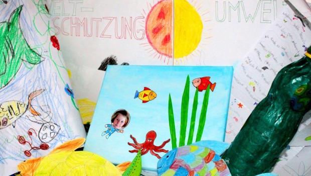 Junge Umweltschützer im SEA LIFE Oberhausen