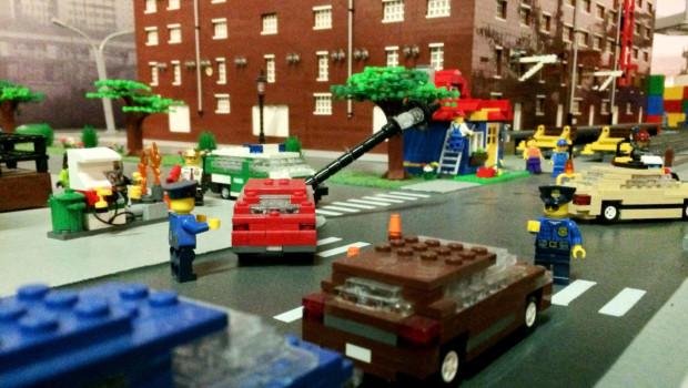 LEGO City Wochenende im LEGOLAND Oberhausen 2015