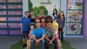 Im LEGOLAND Deutschland starten 7 Auszubildende 2015 ins Berufsleben