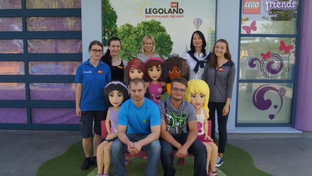 LEGOLAND Deutschland Auszubildende 2015