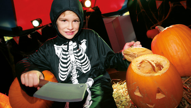 Movie Park Germany Kinder-Halloween