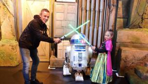 Rafinha im Disneyland Paris 2015